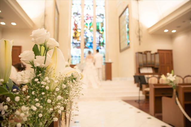 結婚式場はいつ決める?タイミングの考え方を知っておこう!